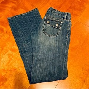 Gap Jeans - Low Rise Flare